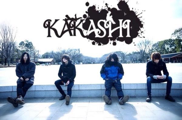 前橋出身のKAKASHIっていうクソかっこいいバンドがいるよ