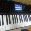 【ROLAND FA-08,06】アウトプットレベル音量の操作設定のやり方