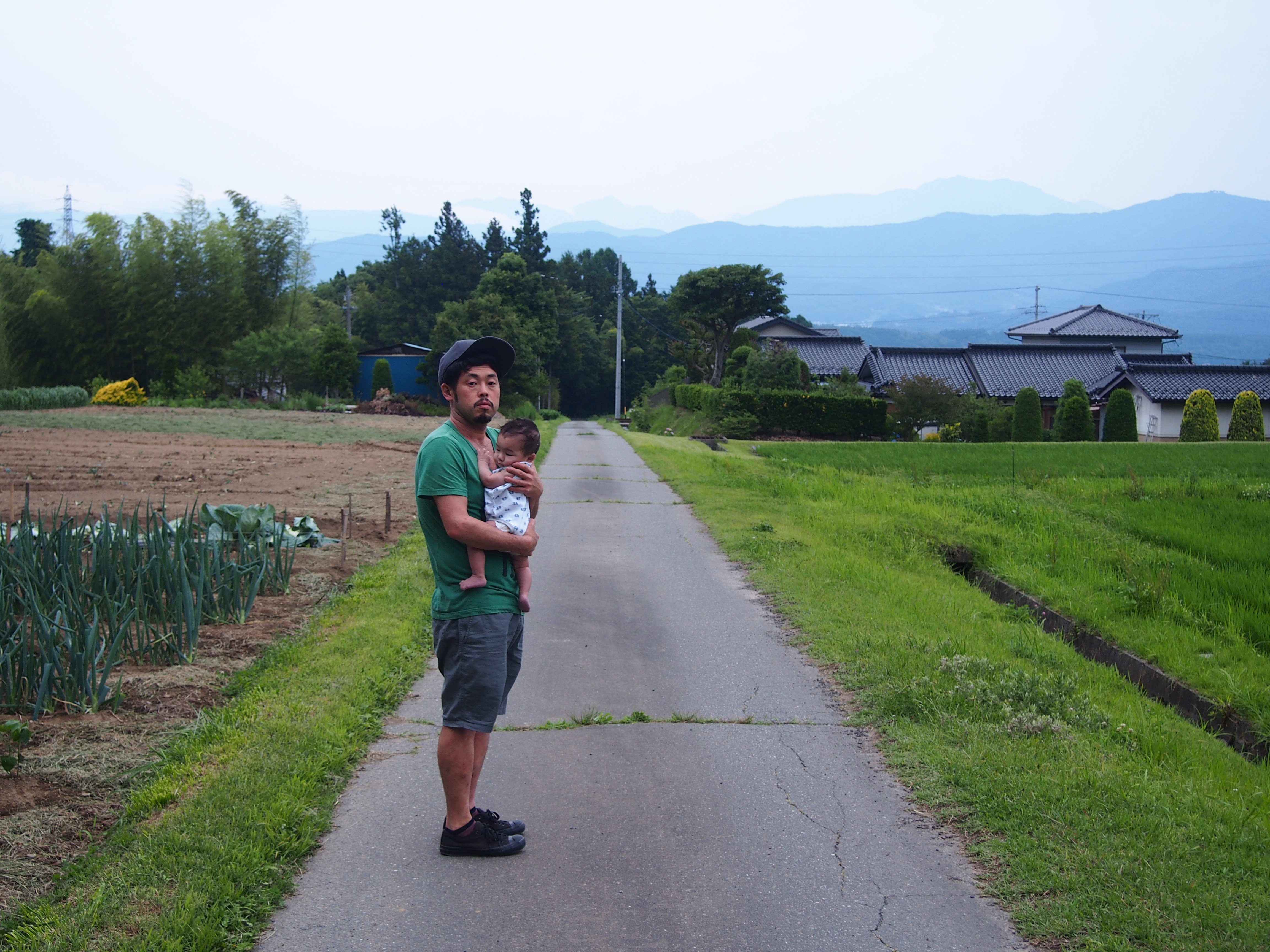 里山暮らしのススメ(近所を散歩してみた)